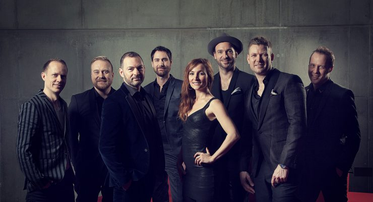 The X Orchestra band fra X Factor